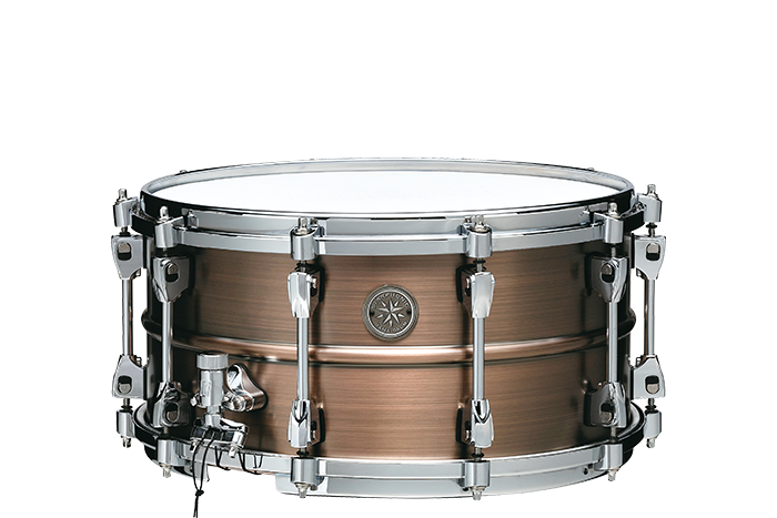 STARPHONIC Copper Snare Drum