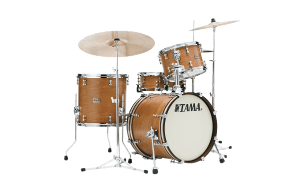 S.L.P. Drum Kit New Vintage Hickory