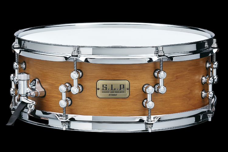 S.L.P. New Vintage Hickory Snare Drum