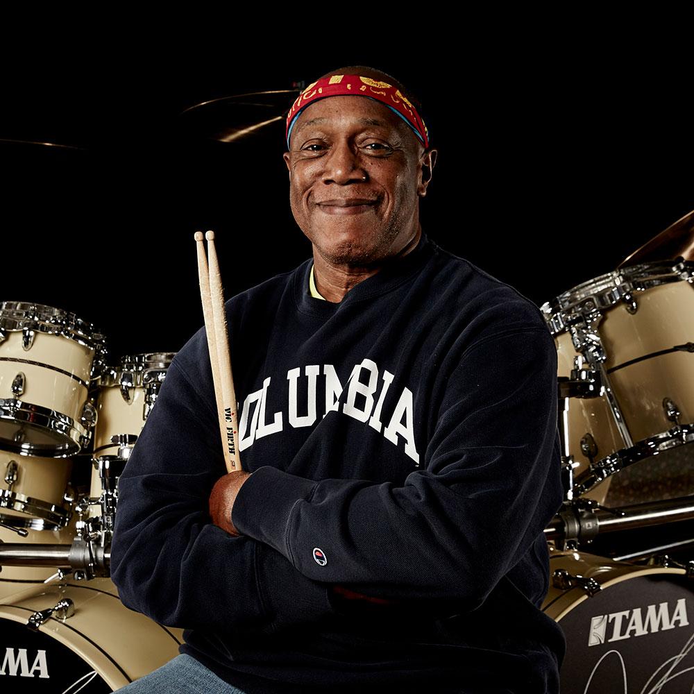 Billy Cobham Tama Drums