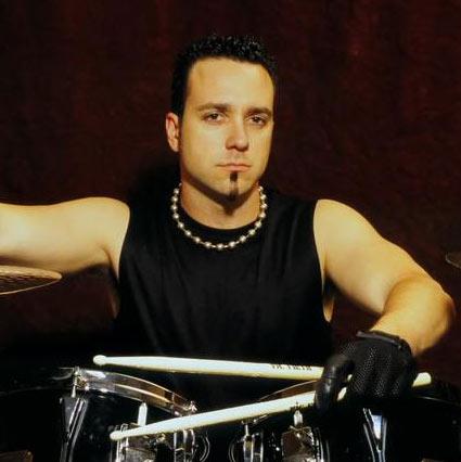 Jon Dette Tama Drums
