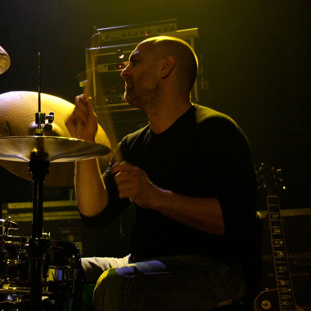 Tim Alexander Tama Drums