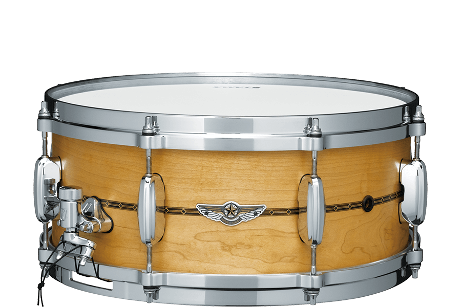 Star Solid Maple Snare Drum Star Snare Drums