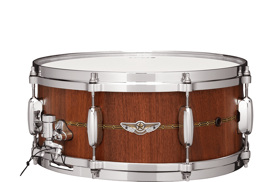 star stave walnut snare drum star snare drums products tama drums. Black Bedroom Furniture Sets. Home Design Ideas