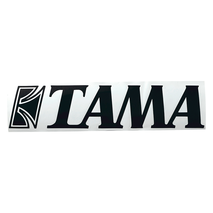 Tama Logo Stickers Accessories Accessories Products Tama Drums