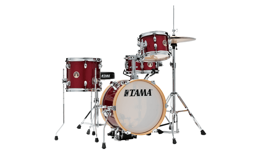 Club-JAM Flyer Kit | Club-JAM | DRUM KITS | PRODUCTS | TAMA Drums