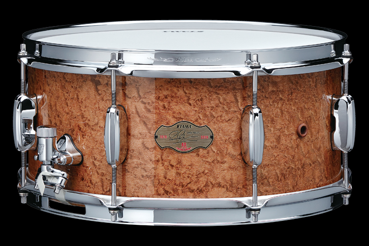 SIMON PHILLIPS SIGNATURE SNARE DRUM 40TH ANNIVERSARY MODEL