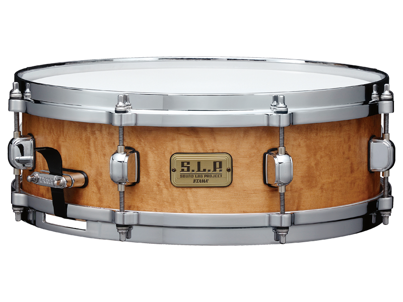 "S.L.P. 14""x5"" Maple Snare Drum Image"