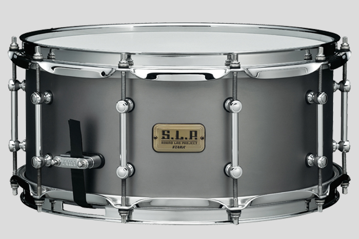 S.L.P. Sonic Stainless Steel Snare Drum