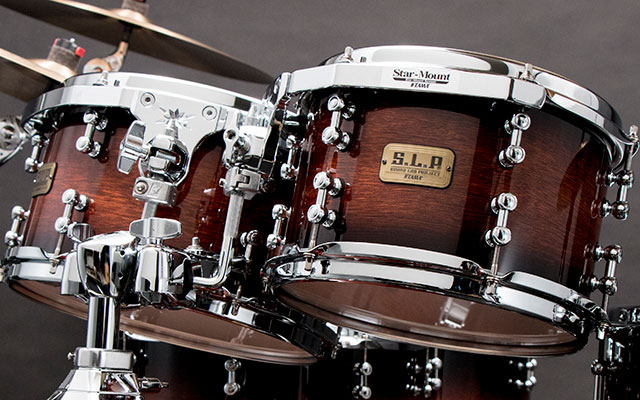 s l p drum kit dynamic kapur s l p drum kit drum kits products tama drums. Black Bedroom Furniture Sets. Home Design Ideas