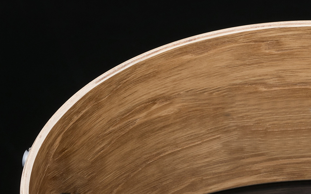6mm, 6ply All Hickory Shell