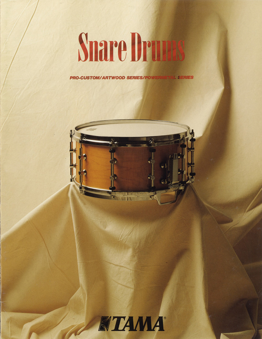 1989 Snare Drums1