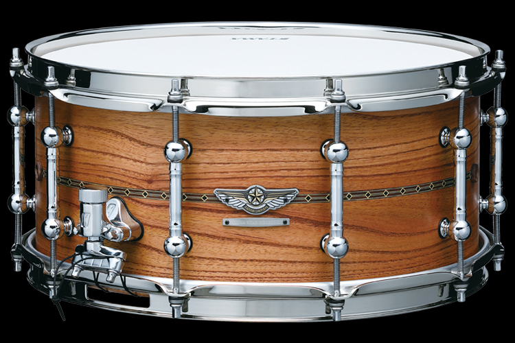 STAR Reserve Solid 栴檀 Snare Drum TLSD1465S -Limited Product-