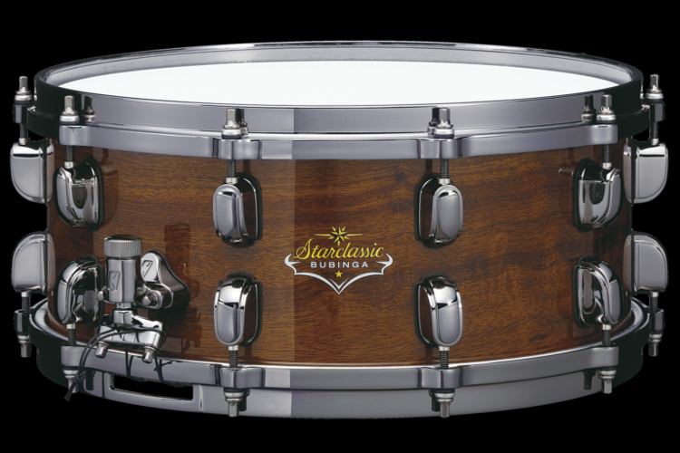 "Starclassic G-Bubinga Snare Drum ""SGBS146BN-NTI"" -Limited Product-"