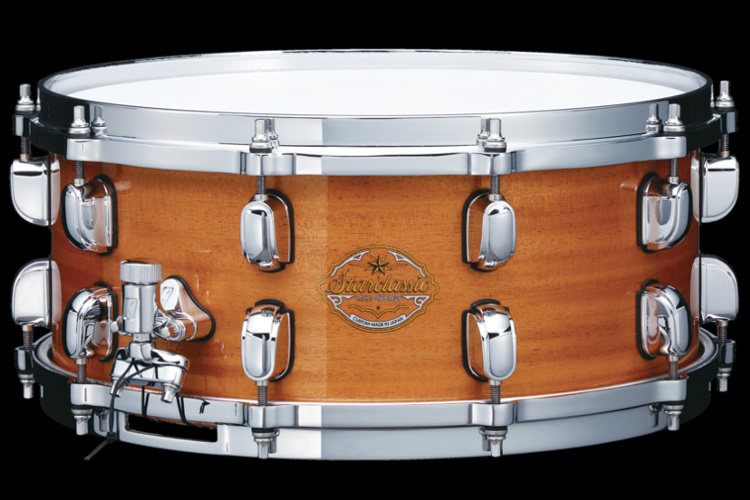 "Starclassic G-Mahogany Snare Drum ""SGHS146-GNM"" -Limited Product-"