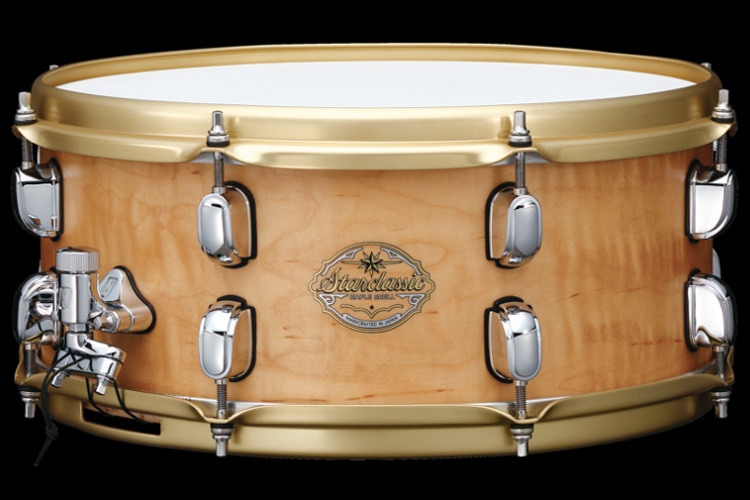 "Starclassic G-Maple Snare Drum ""SGMS146E-ATM"" -Limited Product-"
