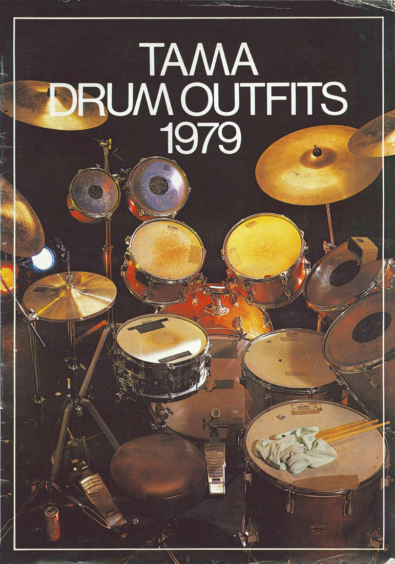 1979TAMA DRUM OUTFITS
