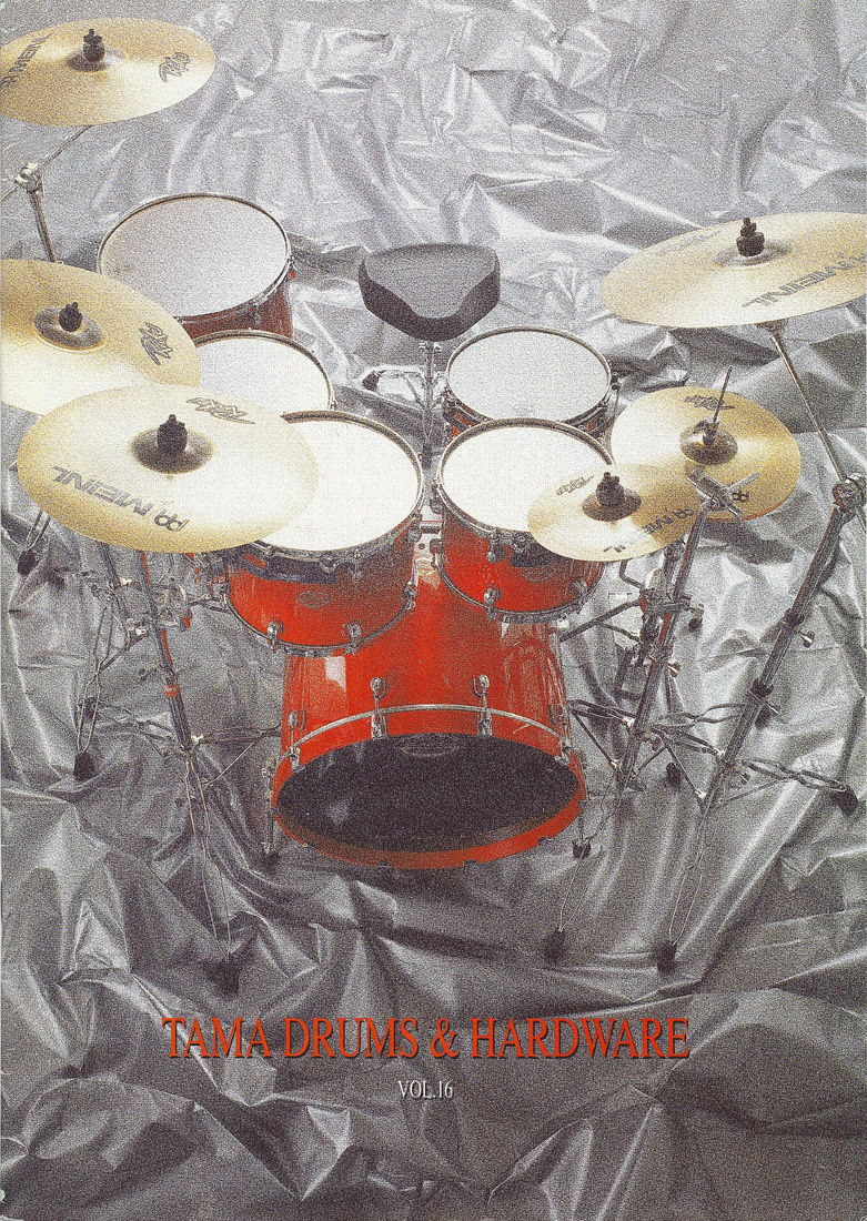 1996TAMA DRUMS HARDWARE VOL16