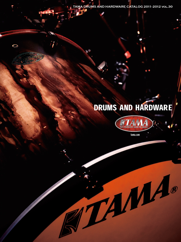 2011TAMA DRUMS HARDWARE VOL30
