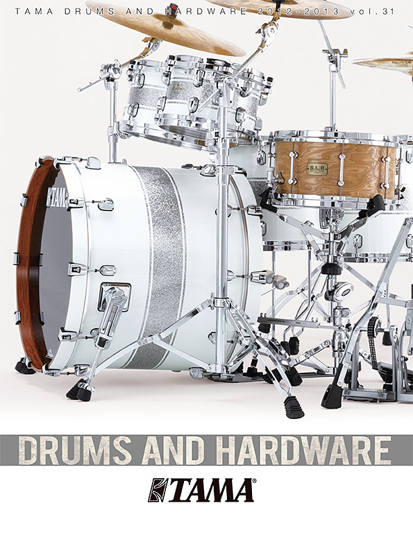 2012TAMA DRUMS HARDWARE VOL31