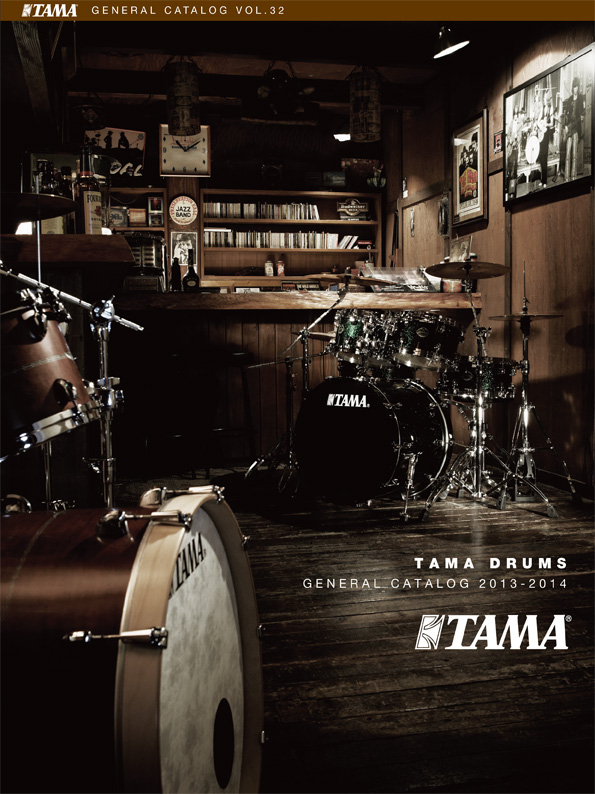 2013TAMA DRUMS HARDWARE VOL32