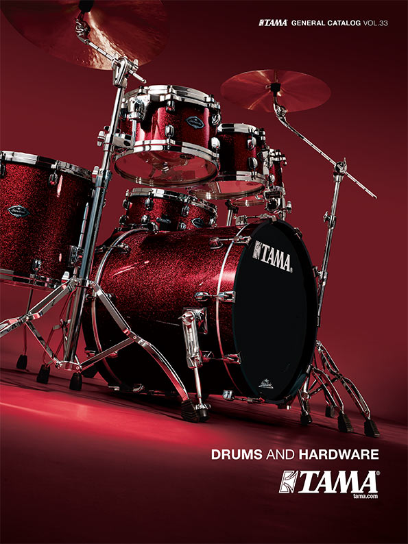 2014TAMA DRUMS HARDWARE VOL33