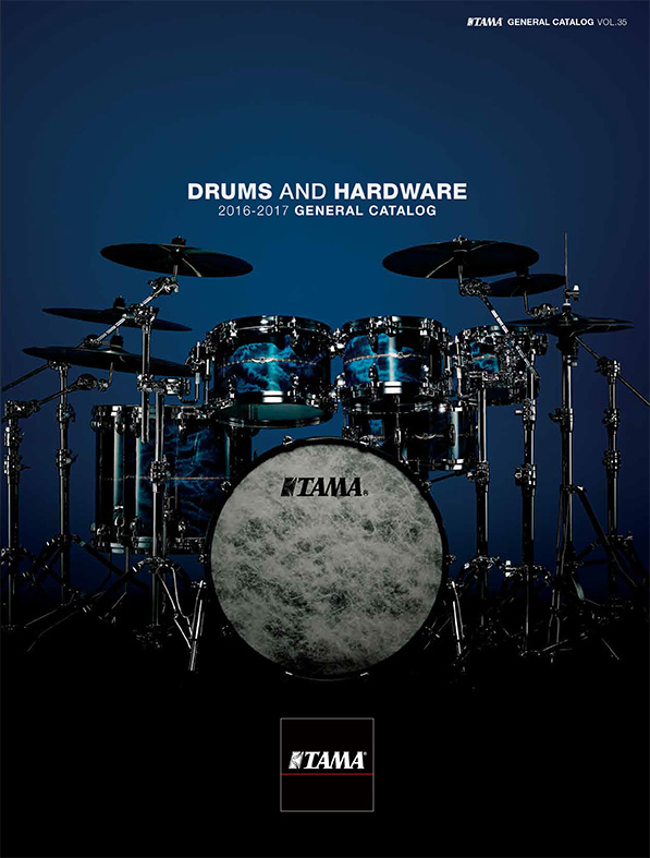 2016TAMA DRUMS HARDWARE VOL35