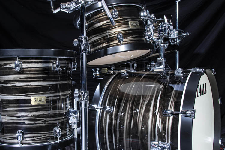 Limited Edition S.L.P. Studio Maple Drum Kit