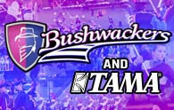 TAMA Welcomes Bushwackers Drum and Bugle Corp