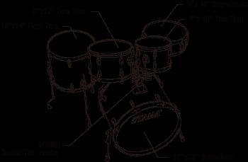 Imperialstar Drum Kits | Imperialstar | DRUM KITS | PRODUCTS | TAMA