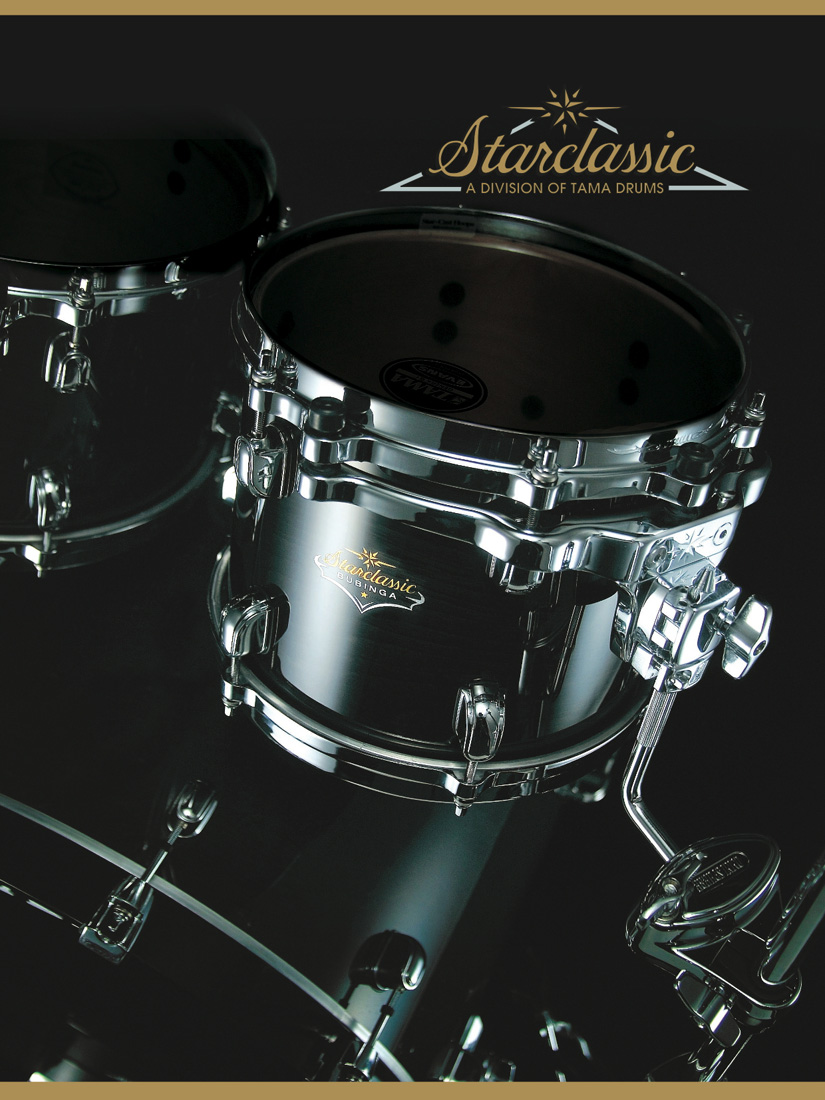 Tama Drums 2006 Starclassic Catalog For Usa