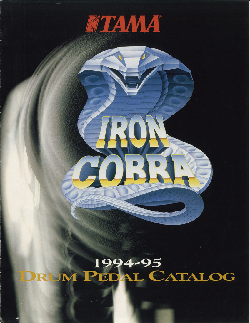 1994 Iron Cobra Drum Pedals