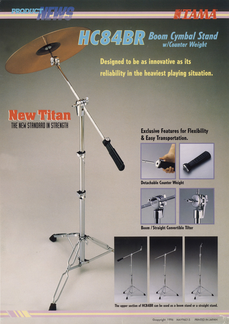 1995 Cymbal Stand