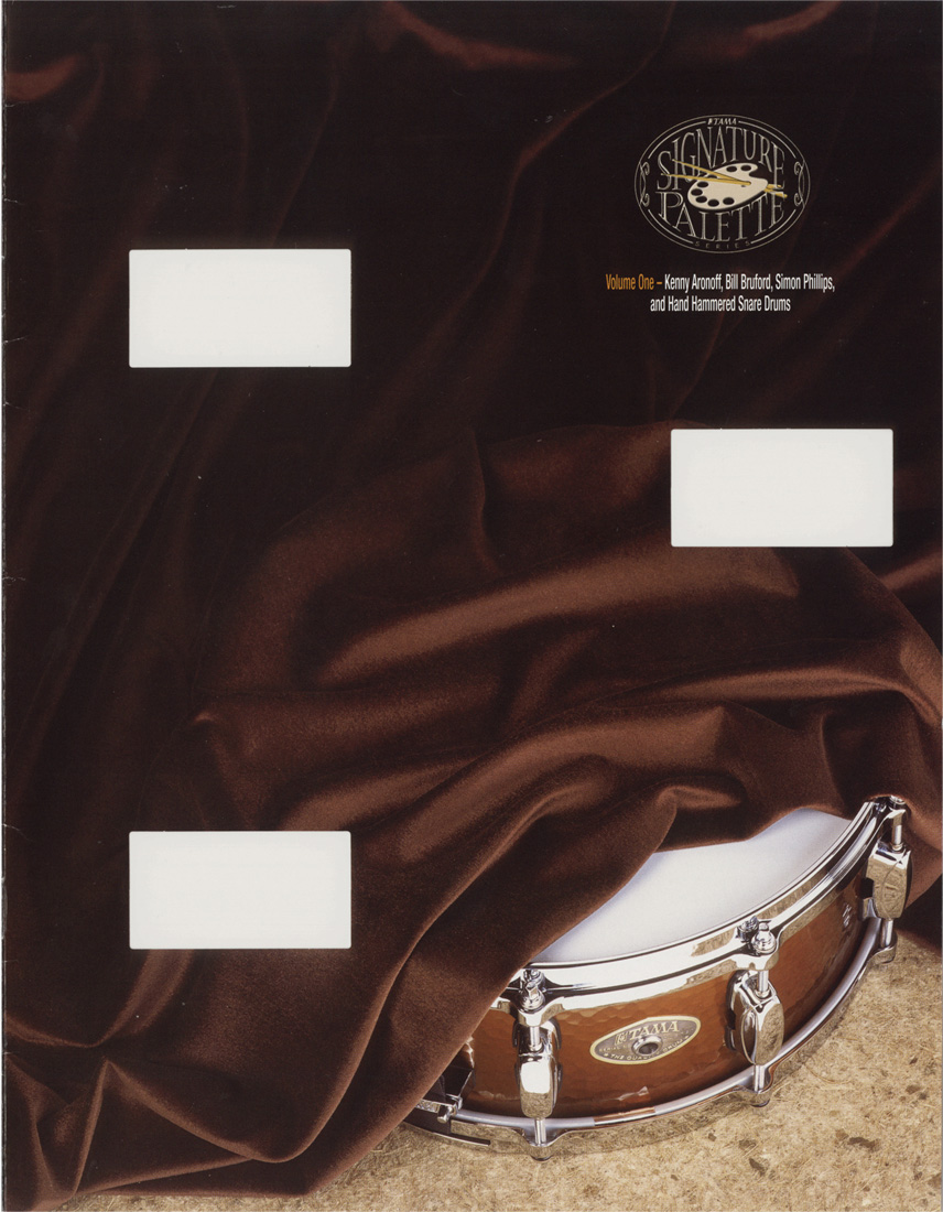 1999 Signature Snare Drums